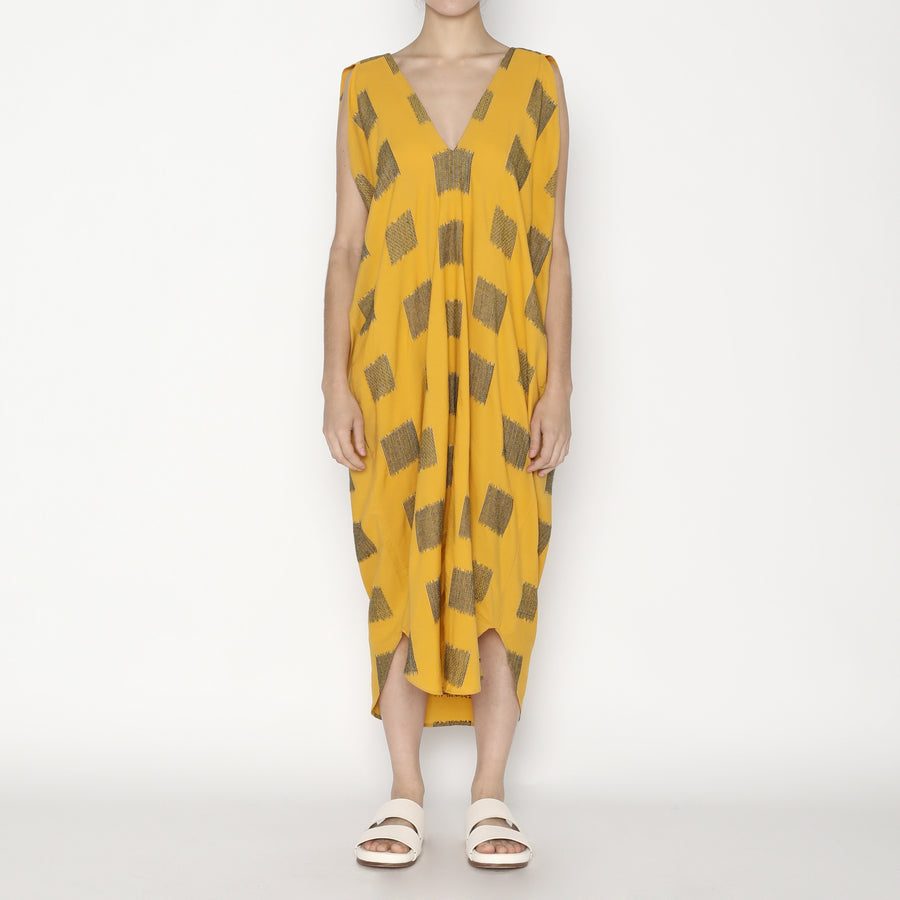 Reversible Maxi - Square - SS20 - Canary
