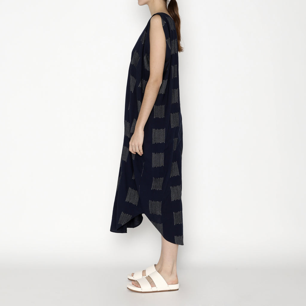 Reversible Maxi - Square - SS20 - Navy