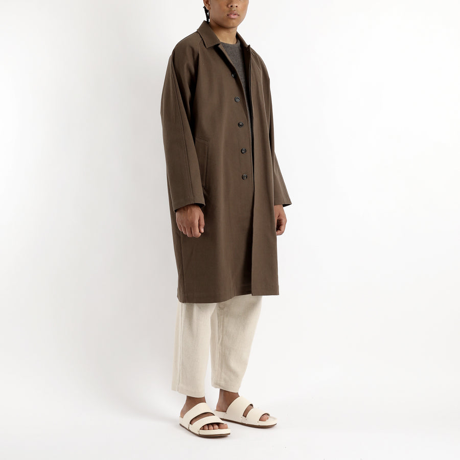 Unisex Fall Duster