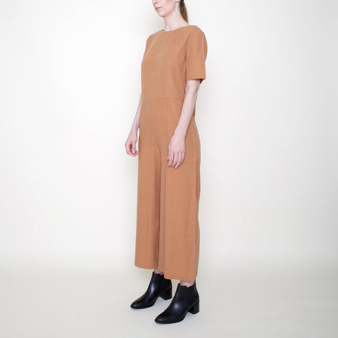 Short Sleeves Jumpsuit - Sienna - FW18