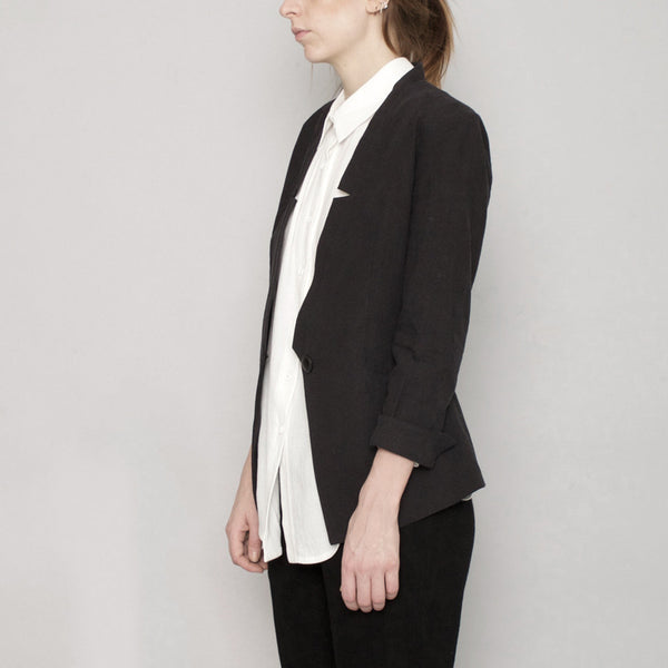 Deconstructed Blazer Signature - Black