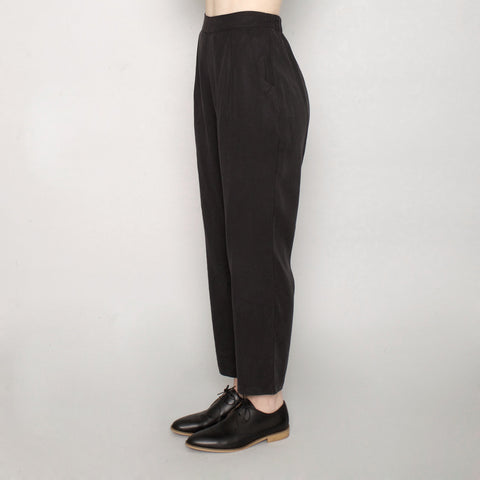 Signature Relaxed Tapering Trouser - Tencel