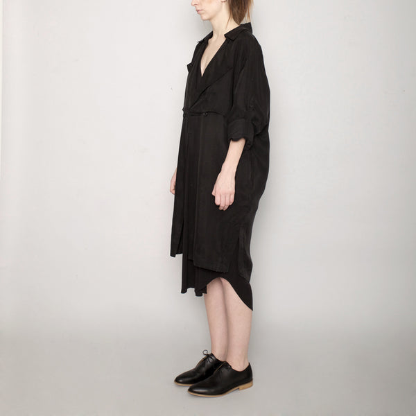 Signature Trench Duster