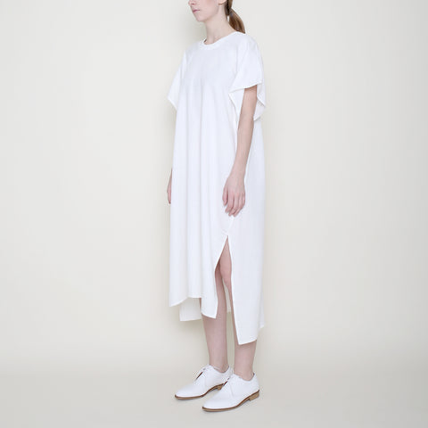 Swing Midi Dress - Off-White - SS18