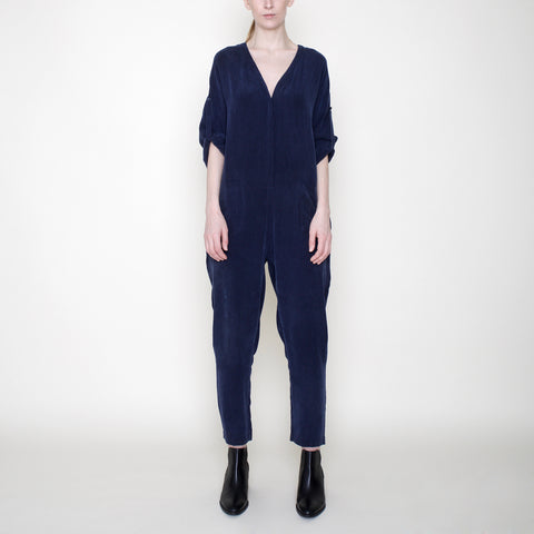 Workman Jumpsuit - Navy - FW18