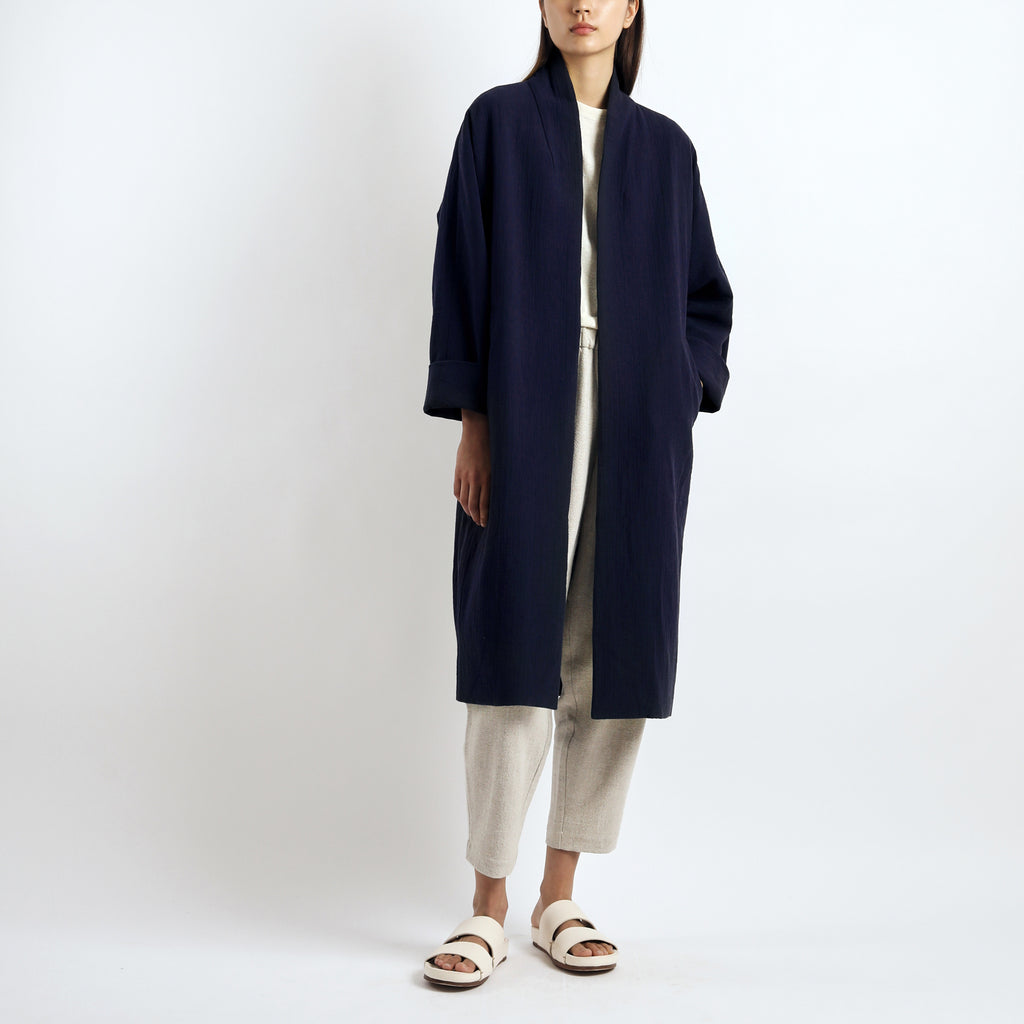 Painter Duster - Unisex - SS21 - Navy