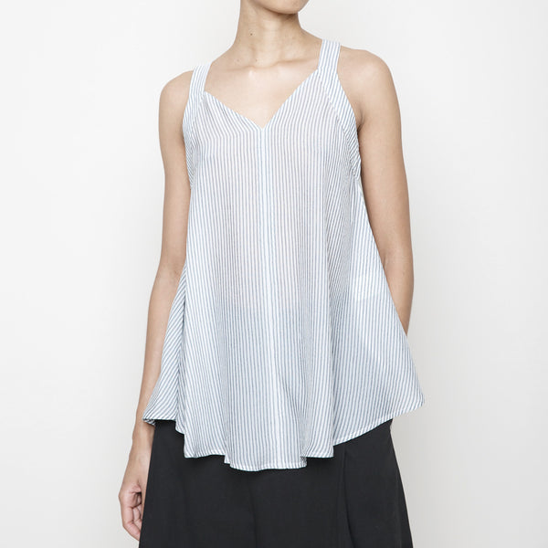 Kite Top R16- Grey Stripes