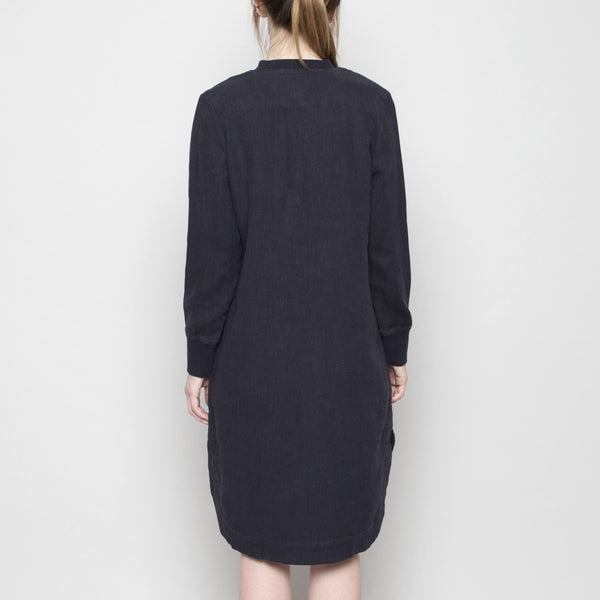 Fall Jumper Dress - Linen FW16