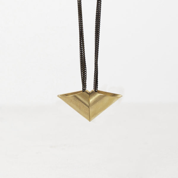 Arrow Tube Necklace