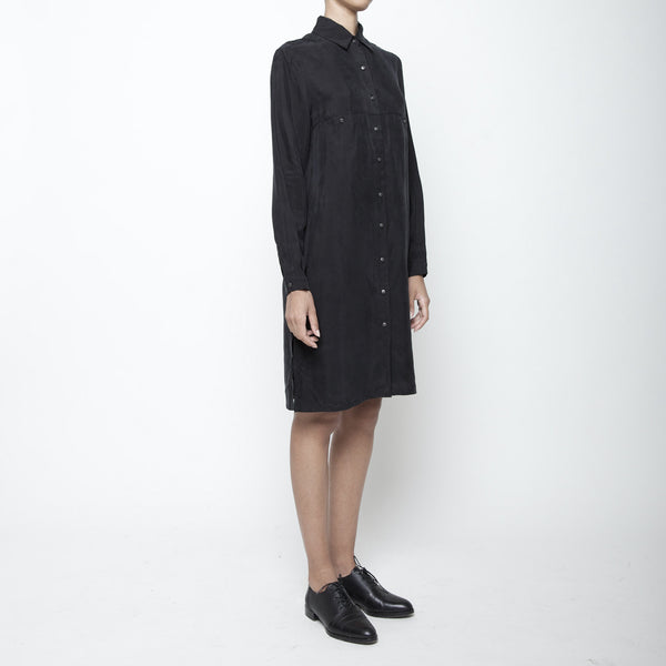 Pockets Shirtdress FW15