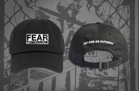 Fear Tomorrow Dad Hat