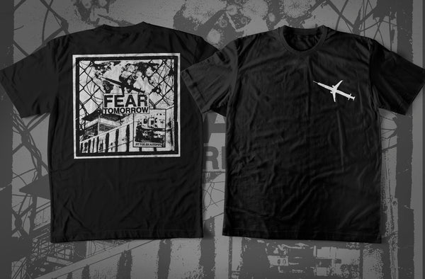 Fear Tomorrow Pocket Print T-Shirt