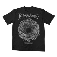 The Sea Of Tragic Beasts Spiral T-Shirt