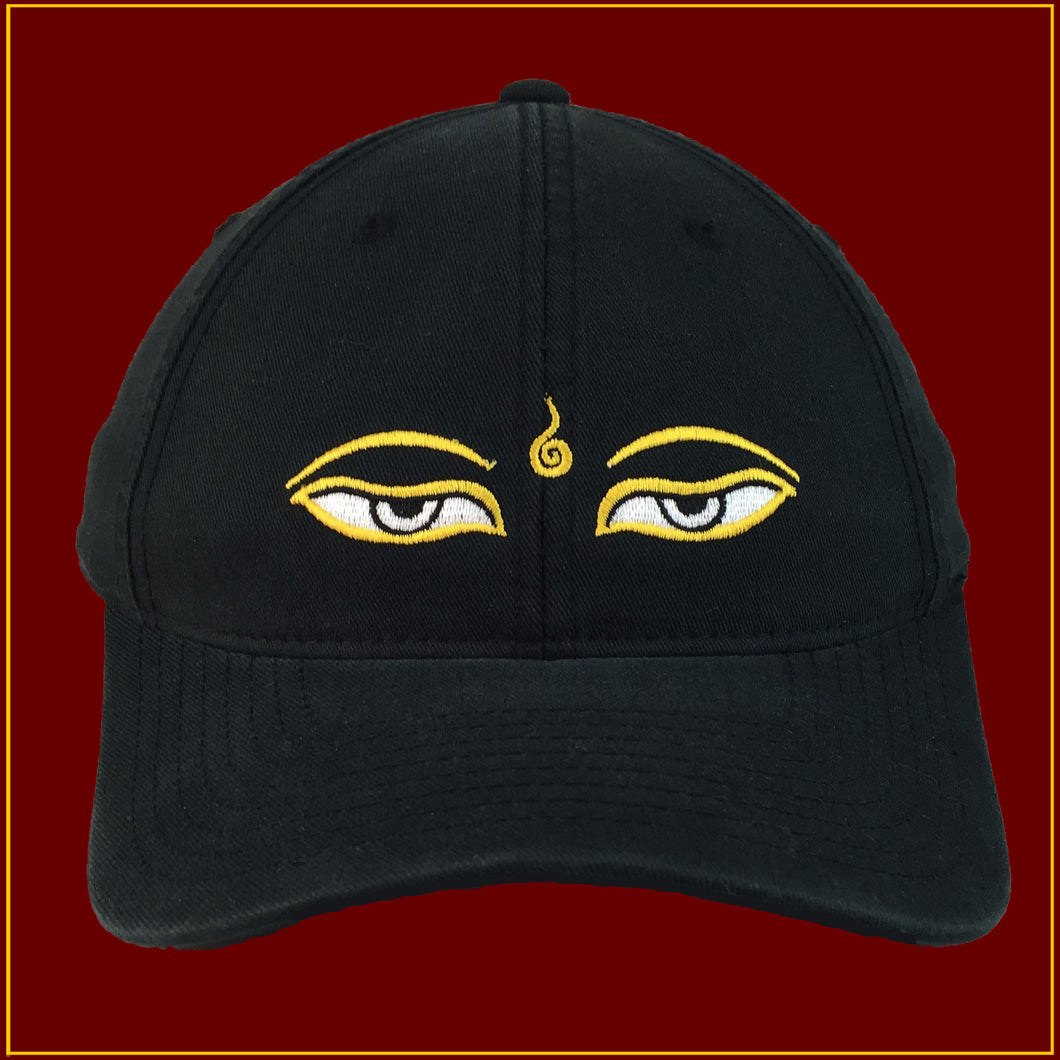 Buddha Eyes - Black (S,L)