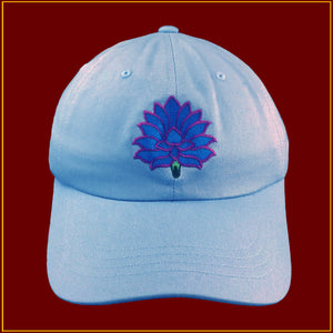 Lotus - Light Blue (Adjustable)