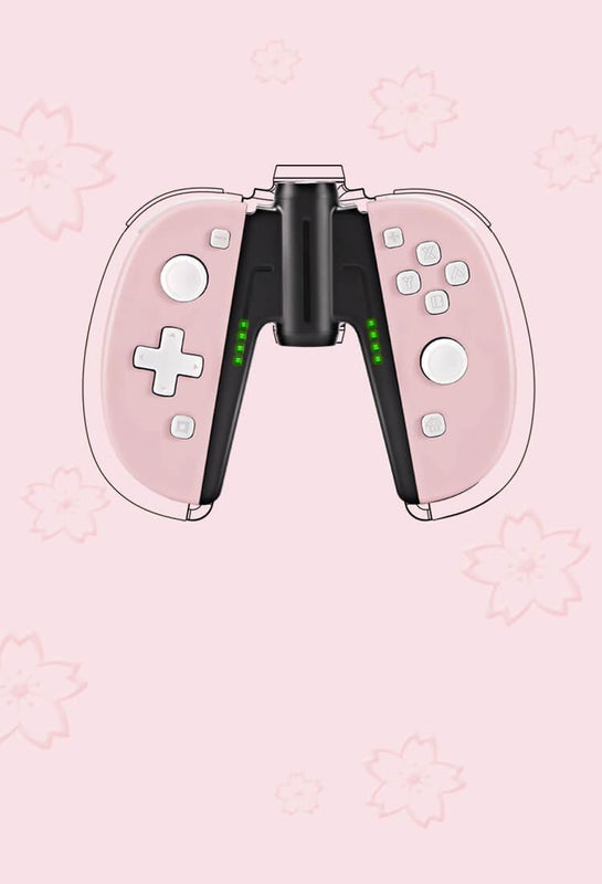 FUNLAB wireless pro controller pink