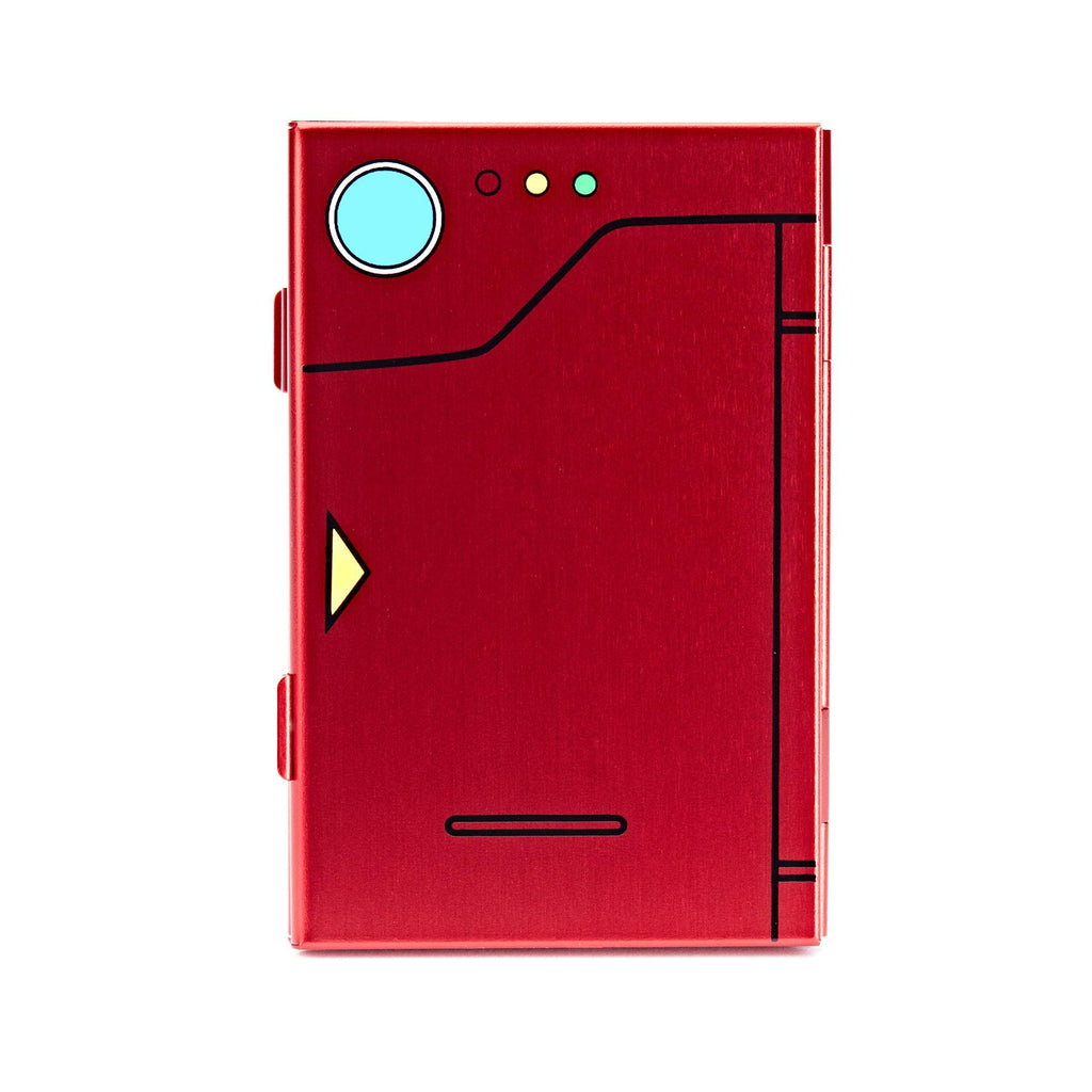 Alumi Game Card Case (Pokédex) for Nintendo Switch - Funlab