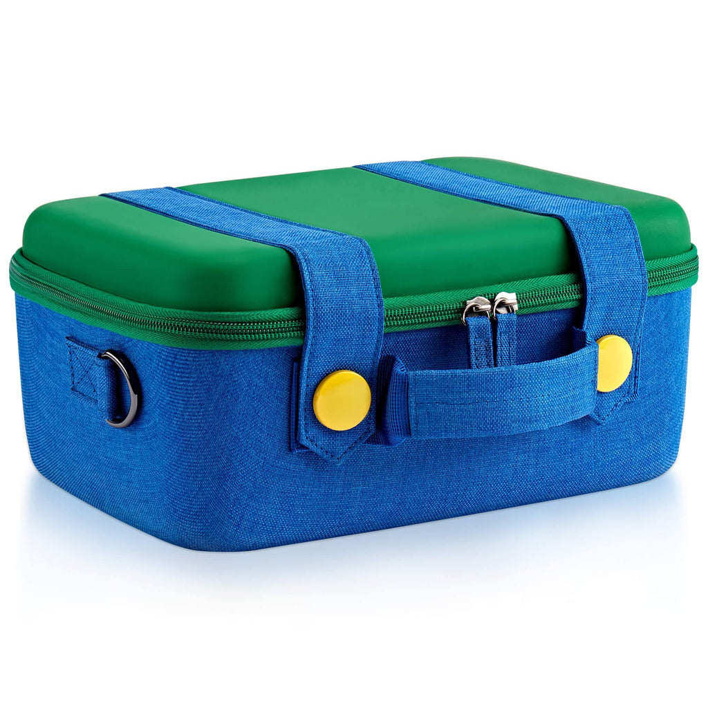Travel Carrying Case (Luigi) for Nintendo Switch - Funlab