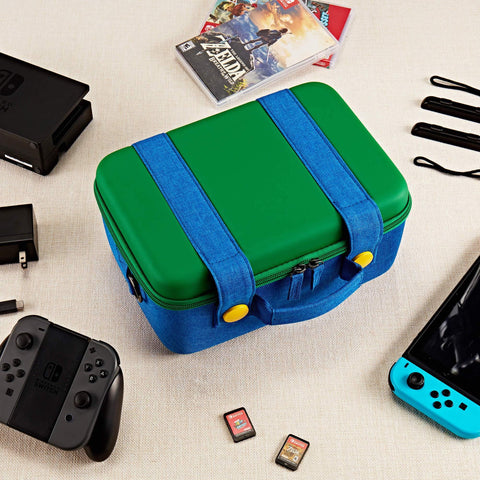 Travel Carrying Case (Luigi) for Nintendo Switch