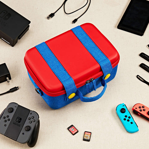 [Presale] Travel Carrying Case (Mario) for Nintendo Switch (Receive products by January)