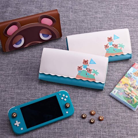 FUNLAB Island Case (Tom Nook) For Nintendo Switch