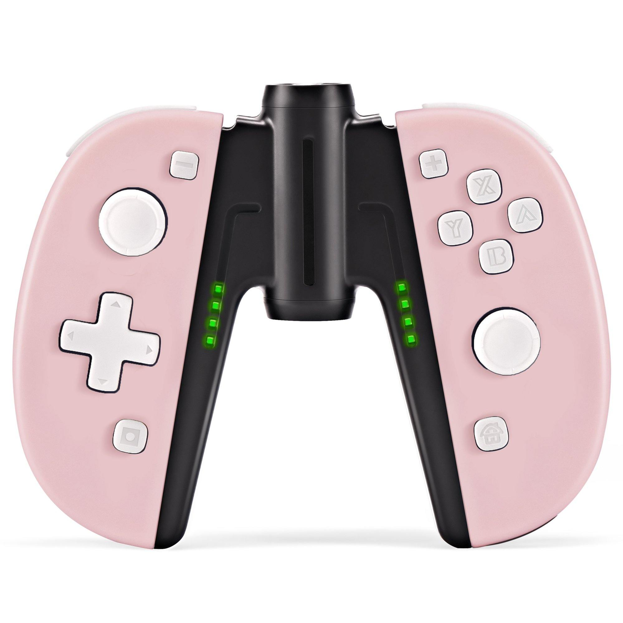Wireless Joypad Controller for Nintendo Switch Joycon(Sakura Pink)