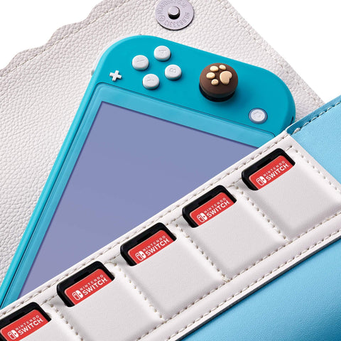 Carrying Case( Tom Nook Island) For Nintendo Switch Lite
