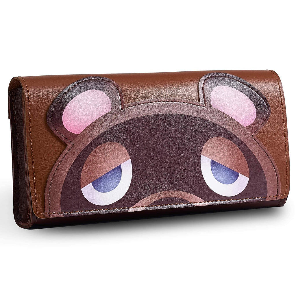 Leather Carrying Case (Tom Nook) For Nintendo Switch - Funlab