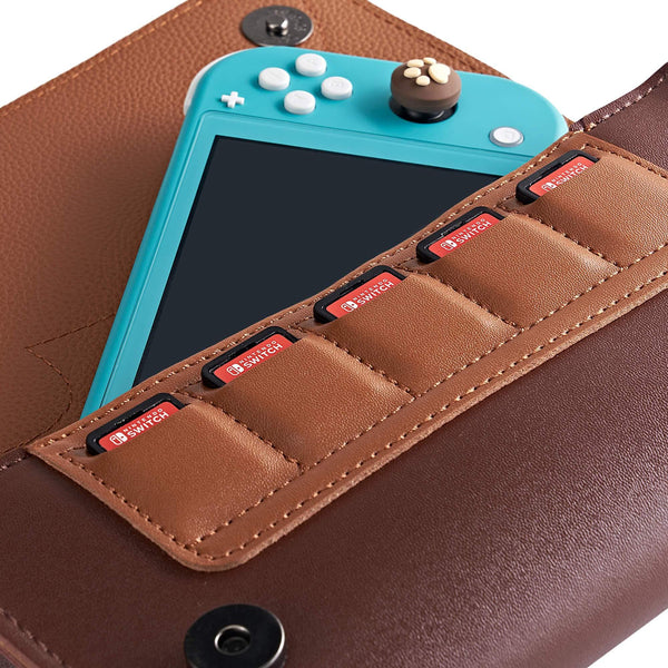 Tom Nook Carrying Case For Nintendo Switch Lite-Funlab