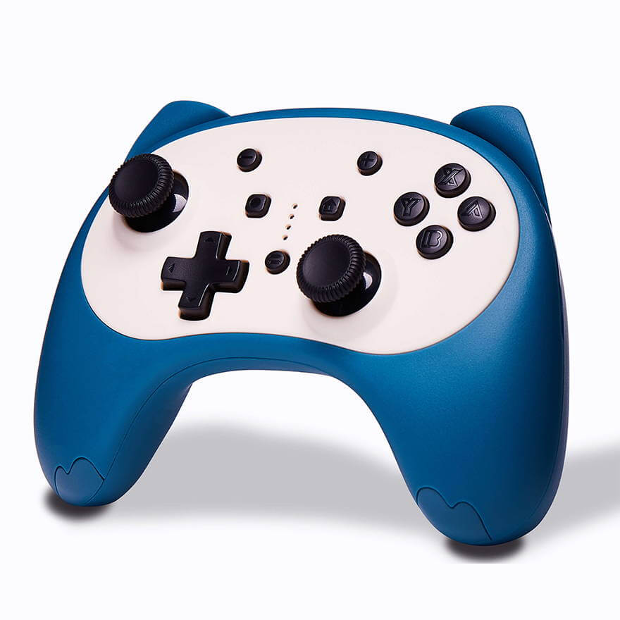 Snorlax Wireless Pro Controller for Nintendo Switch/Switch Lite-Funlab