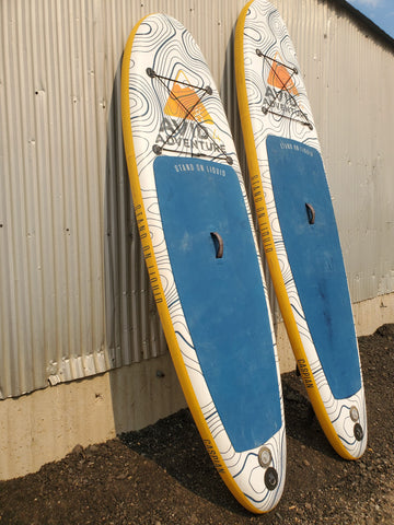 Stand on Liquid: Caspian Air SUP Board 2019 (pump sold separately)(Used)