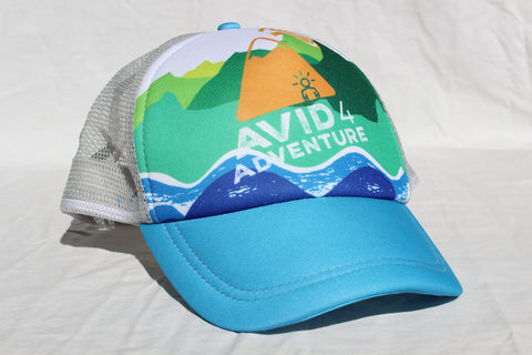 Avid4 Sunshine Trucker - Youth