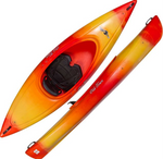 Old Town: Heron 9 Kayak Orange (newer)