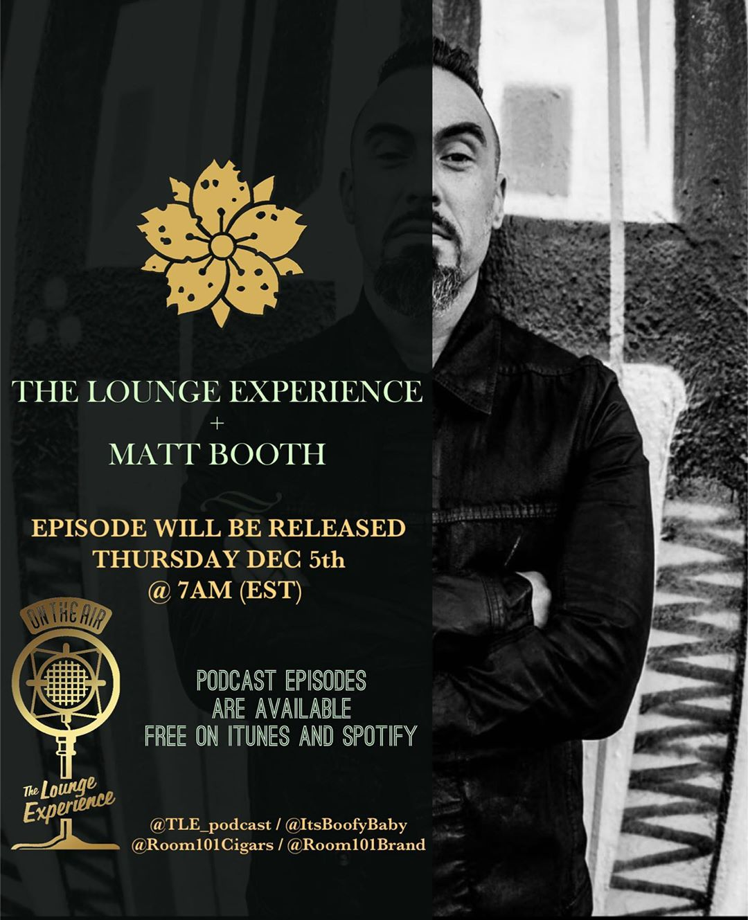 the lounge experience