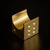 Brass Cigar Stand Dice Design