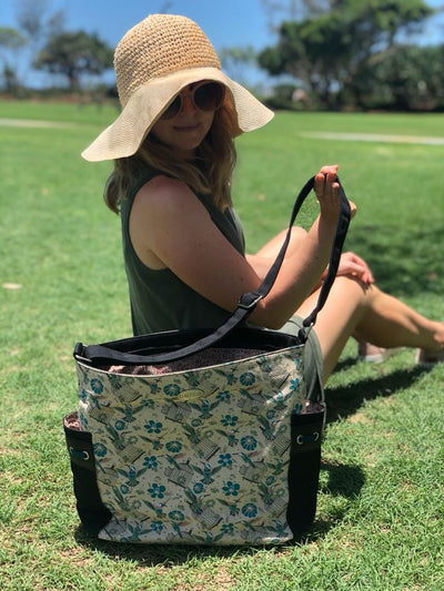 Everyday Tote - Be Free – Vegan Leather Tote Bag