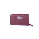 On the Go Wallet - Nectar Stripe – Vegan Leather Purse