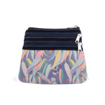 3 Zip Purse - Twilight Manna Gum