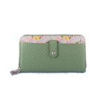 Zip Up Purse - Sunrise Waratah