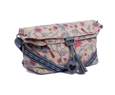 Café Bag - Honeyeater – Vegan Leather Cross-Body Handbag