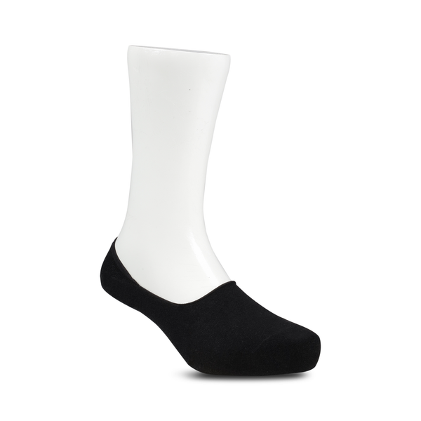 Nappa Milano Invisible Socks Black
