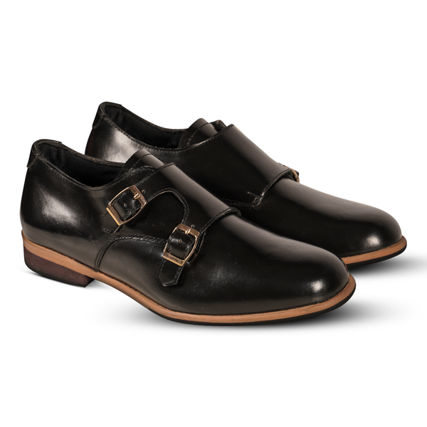 Gilly Monkstrap Black Women