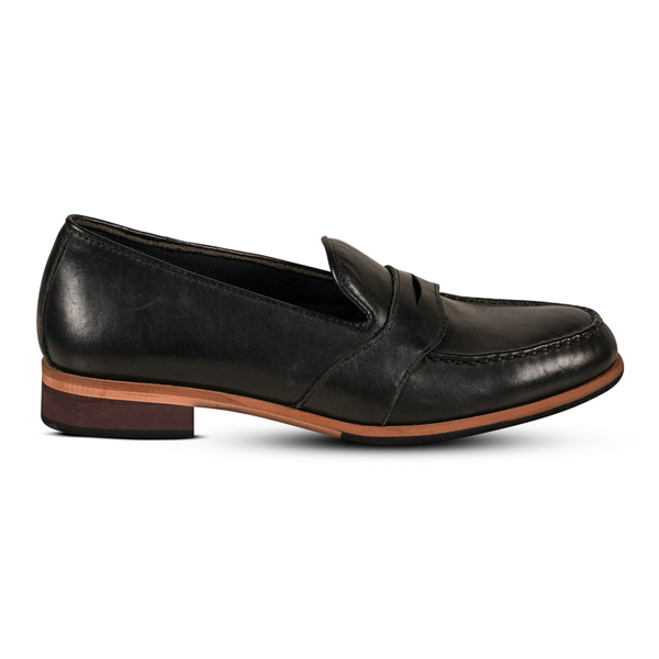 Gilly Penny Loafers Black Women