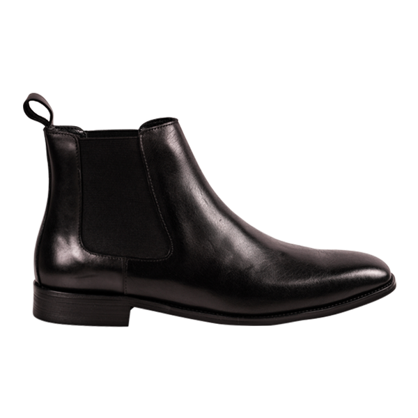 Victorian Chelsea Boots Black