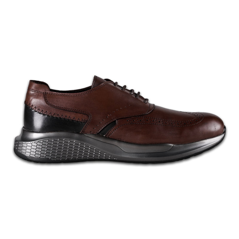 Avia Brogues Brown