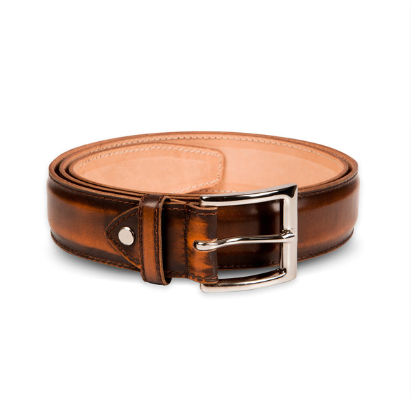 Brush Off Tan Classic Belt