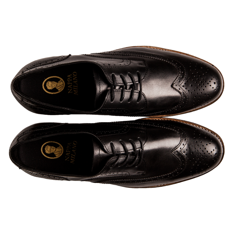 Blake Brogues Black