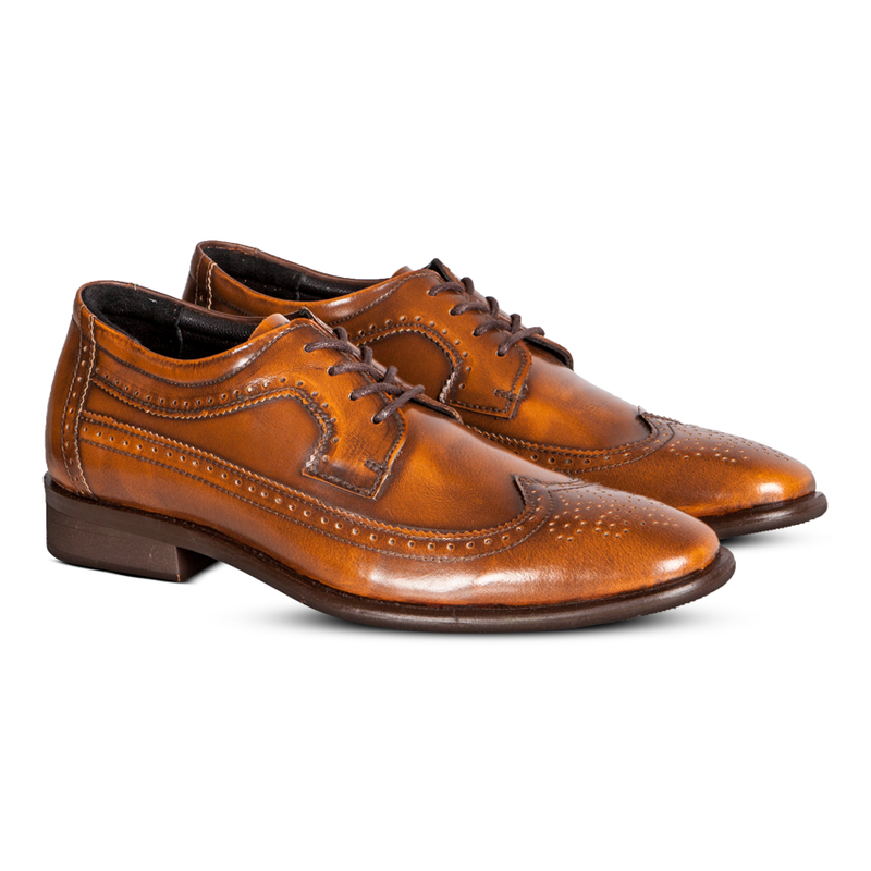 Damian Brogues Tan