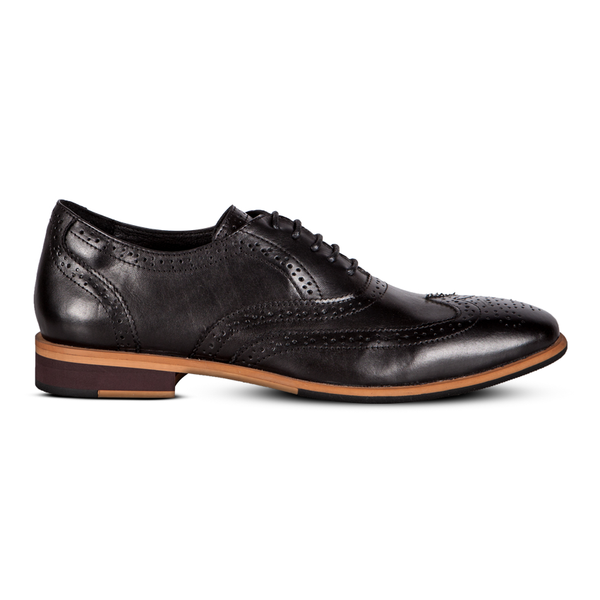 Edmond Brogues Black