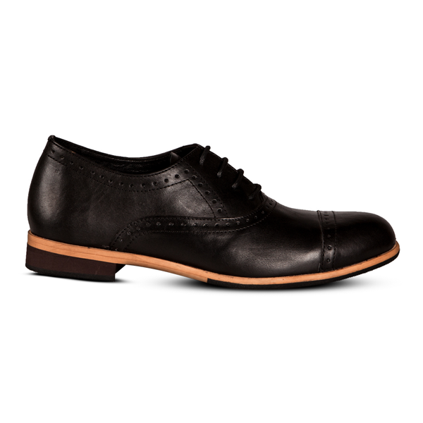 Gilly Brogues Black Women